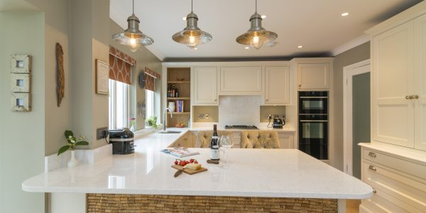 Foxrock in-frame kitchen